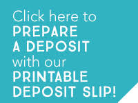 printable deposit slips printable deposit slip kindred credit union
