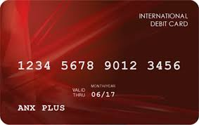 Image result for debit card