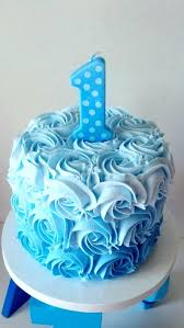 Easy Baby Boy Birthday Cake Ideas 2 Year Old Pictures Reference