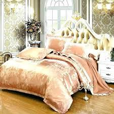 rose gold comforter gold silk bedding set black silk comforter sets medium image for luxury cotton rose gold comforter rose gold comforter set