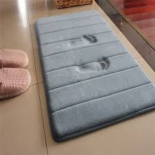 rubber backed rugs beautiful 40 60cm bath mat bathroom carpet water absorption rug gy memory image