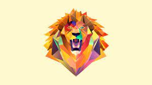 Abstract Tiger Facet, HD Abstract, 4k ...