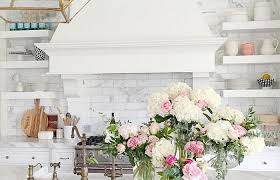 Decor Gold Designs Simple The White Kitchen Is Here To Stay Decor Gold Designs Traditional