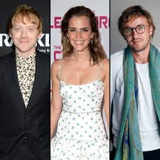 Fans now think they're dating. Rupert Grint Says Emma Watson Tom Felton Had Playground Romance