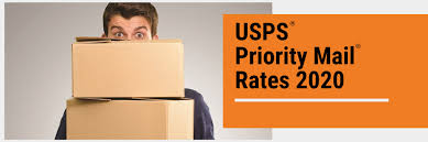Priority Mail Rate Chart Usps Priority Mail Rates 2020 Pricing Charts And Guides