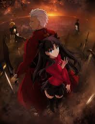 fate stay night unlimited blade works ending song anime fate stay night unlimited blade works prologue re reads