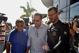 Resultado de imagem para imagens de Henrique Alves preso