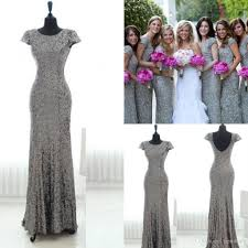 Gray Plus Size Bridesmaid Dresses Choice Image Dresses Design Ideas