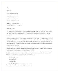 Disability Appeal Letters Disability Appeal Letter Template Insurance Appeal Letter Template