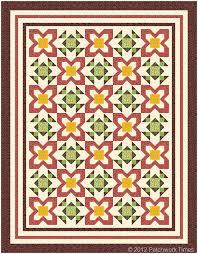Free Patterns — Patchwork Times by Judy Laquidara & Nicole's Sofa Quilt ... Adamdwight.com