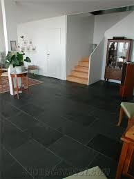 Brazilian Black Slate Floor Tiles from Germany StoneContactcom