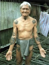 Tetování 9 Díl Dajakové Na Borneu Od Lovu Lebek K Pornografii