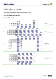 Volume And Capacity Worksheets Worksheets for all | Download and ...