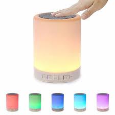 Smart Touch Lamp Bluetooth Speaker