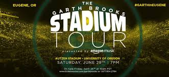 autzen stadium seating chart garth