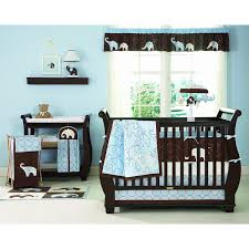 unique review carter s elephant 4 piece crib bedding set carters crib bedding sets luxurious monkey