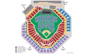 Citizens Bank Park Seating Chart Billy Joel