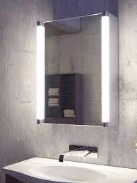 Bathroom Cabinet With Shaver Point Saber Led Bathroom Demister Cabinet Light Mirrors
