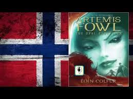 artemis fowl eoin colfer bok nr 4 kapittel 4 lydbok norsk ljudbok audiobook hd