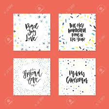 Lettering Templates Card Templates With Decorations And Hand Lettering Quotes For
