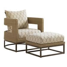 outdoor chair with ottoman. Tommy Bahama Outdoor Living Aviano Chair And Ottoman With R