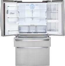French Door lg 30 french door refrigerator pictures : LG Door-in-Door 29.9 Cu. Ft. 4-Door French Door Refrigerator with ...