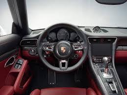 porsche 911 turbo interior. 2017 porsche 911 turbo steering wheel lcd screen gear shift knob dashboard interior