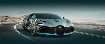 Check out exclusive images of the bugatti chiron. Official Bugatti Divo Built For Corners
