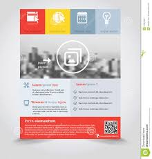 business flyer template stock vector image  business flyer template royalty stock photo