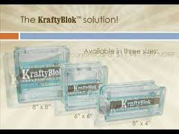 kraftyblok project ideas and inspiration