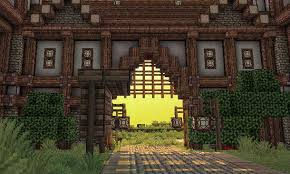 minecraft gate design. Unique Design Pane Minecraft Door Gate Modern Fence  Castle Walls Google Search  Intended Design I