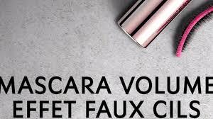 Mascara <b>Volume</b> Effet Faux Cils - The Curler - <b>Yves Saint Laurent</b> ...
