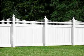 white fence post. Famous Vinyl Fence Post White