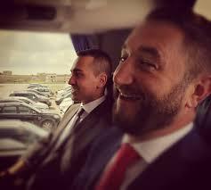 Luigi Di Maio ancora al fianco di Giancarlo Cancelleri ...