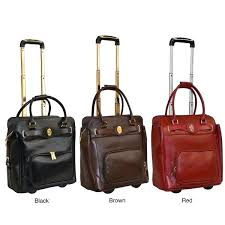 womens rolling laptop bag las carry on case ships womens wheeled laptop bag