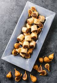 See more ideas about phyllo dough recipes, recipes, phyllo dough. California Fig Phyllo Recipe Valley Fig Growers