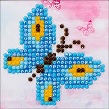 Simple Mosaic Art Designs Diamond Dotz Small 2 75 X 2 75 Inch Diamond Art