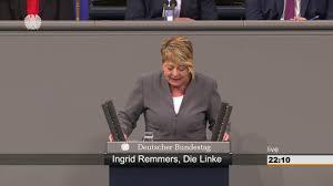 Ingrid remmers is a german politician. Ingrid Remmers Fahrverbote Sind Fur Die Bundesregierung Ein Armutszeugnis Erster Gute Fraktion Die Linke Im Bundestag