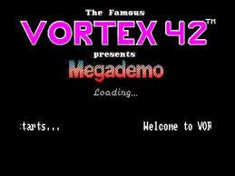 Vortex 42 Megademo Amiga Demo Youtube