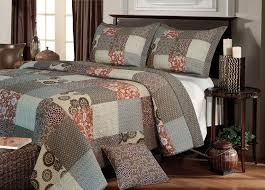 Amazon.com: Greenland Home Fashions Stella Quilt Set, King: Home ... & Amazon.com: Greenland Home Fashions Stella Quilt Set, King: Home & Kitchen Adamdwight.com