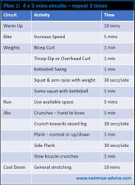 home workout plans training at home