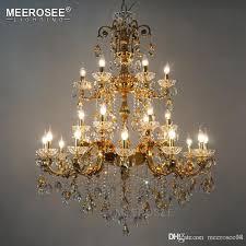 luxurious crystal chandelier large elegant golden silver color crystal chandeliers light fixture for hotel restaurant foyer home lantern chandelier globe