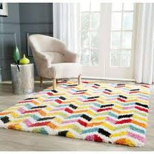 kids ivory multi 8 ft x 10 ft area rug