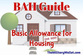 Navy Bah Chart 2018 Bah Guide Basic Allowance For Housing Frequently Asked