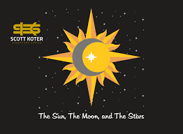 The <b>Sun</b>, the <b>Moon</b>, and the <b>Stars</b>