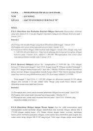 Jul 14, 2021 · biasanya pembayaran bisa dilakukan dengan contoh soal saham dan obligasi beserta jawabannya soal pilihan ganda saham dan obligasi. Kelas B Muhammad Ziyad Al Kautsar A1c018112 Studocu