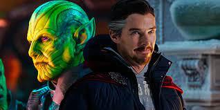 Doctor Strange Is A Skrull - Spider-Man ...
