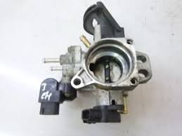 Throttle Body Toyota Yaris P1 SCP10 1,0 Benzin 1SZ-FE EN255121 | eBay