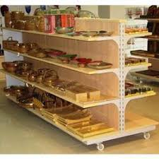 Bakery Display Stands Footwear Storage Rack Bakery Racks Manufacturer From Coimbatore 48