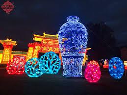 Snug Harbor Light Festival Nyc Winter Lantern Festival Opens At Staten Islands Snug